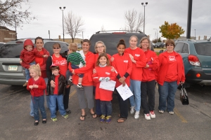 Thief River Falls nurses and families prepare to deliver petition to Sanford HR