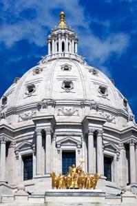 Minnesota State Capitol St Paul Minnesota