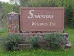Sandstone Sign