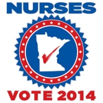 Nurses vote 2014