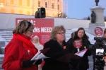 Nov. 12 Day of Ebola Preparedness rally and candlelight vigil