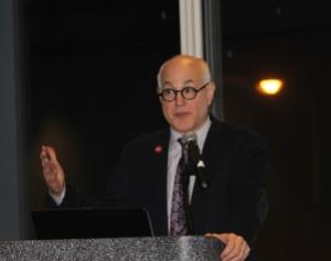 NNU Public Policy Director Michael Lighty