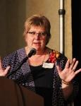 Paul and Shiela Wellstone Social Justice Award: Niki Gjere, Fairview Riverside, Minneapolis